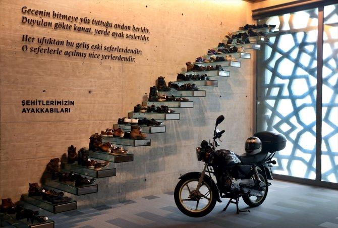 Hafıza 15 Temmuz Müzesi, bir yılda 500 bin kişiyi ağırladı