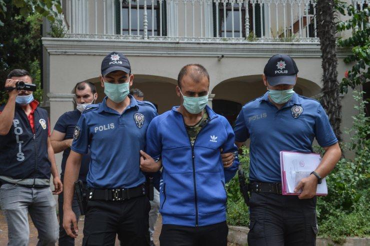 Heybeliada şüphelisi tutuklandı (1)