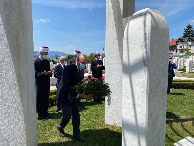 15 Temmuz şehitleri Bosna Hersek ve Kosova'da anıldı