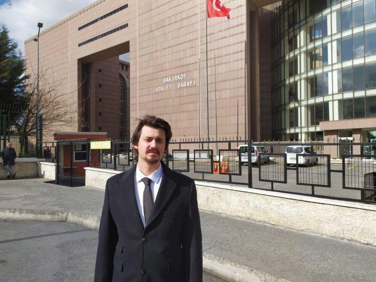 27 yaşında kalp krizinden ölen avukat toprağa verildi