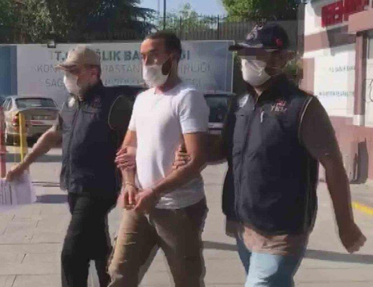 Konya'da DEAŞ operasyonu: 4 gözaltı