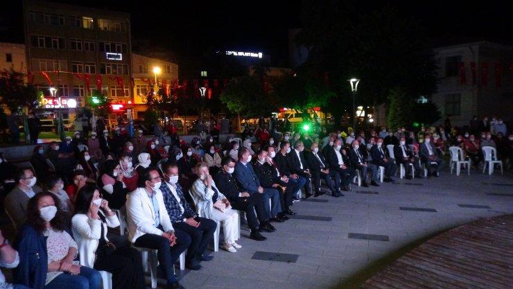 Silivri'de 15 Temmuz'un yıl dönümünde demokrasi nöbeti tuttular