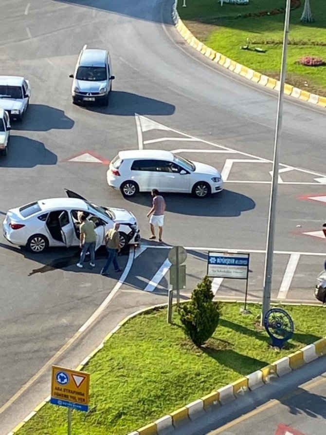 Aydın'da trafik kazası: 4 yaralı