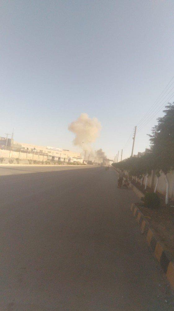 Azez'de bomba yüklü araç patladı: 3 ölü, 10 yaralı
