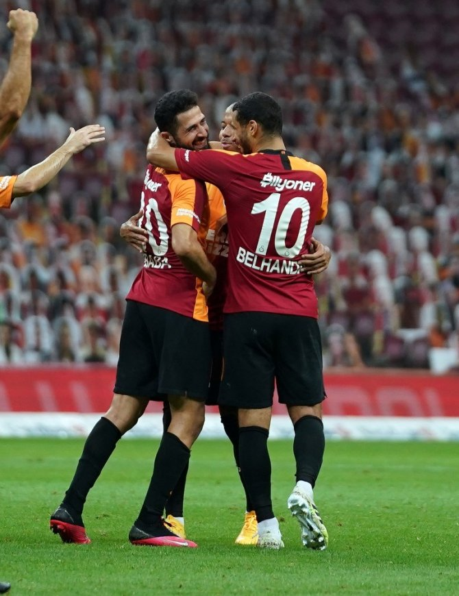 Galatasaray 937 gün sonra bir ilki yaşadı