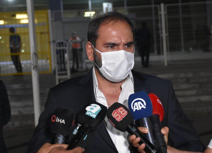 Mecnun Otyakmaz: Rıza hocamız Sivas'ta devam edecek