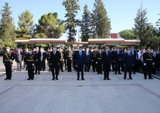 Kıbrıs Barış Harekatı'nın 46'ncı yıl dönümü kutlanıyor