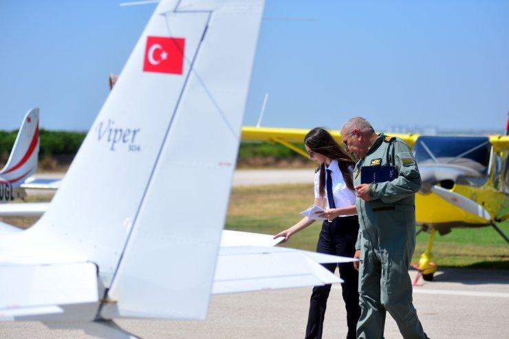 Başlangıç maaşı 26 bin lira olan pilotluğa ilgi arttı