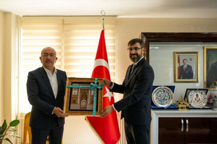 Bitlis'e Konya'dan 'kardeş belediye' ziyareti