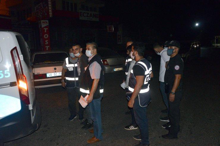 Kahramanmaraş'ta aranan 3 kişi yakalandı