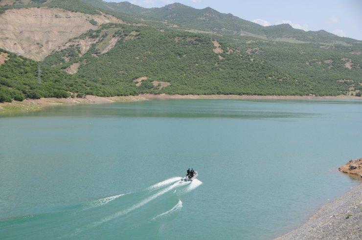 Kayıp Gülistan için baraj boşaltılacak