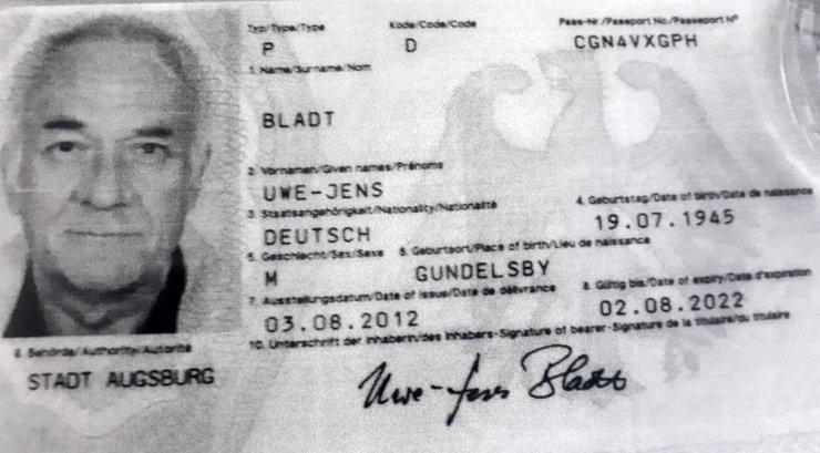 Kazada yaralanan Alman, doğum gününde öldü