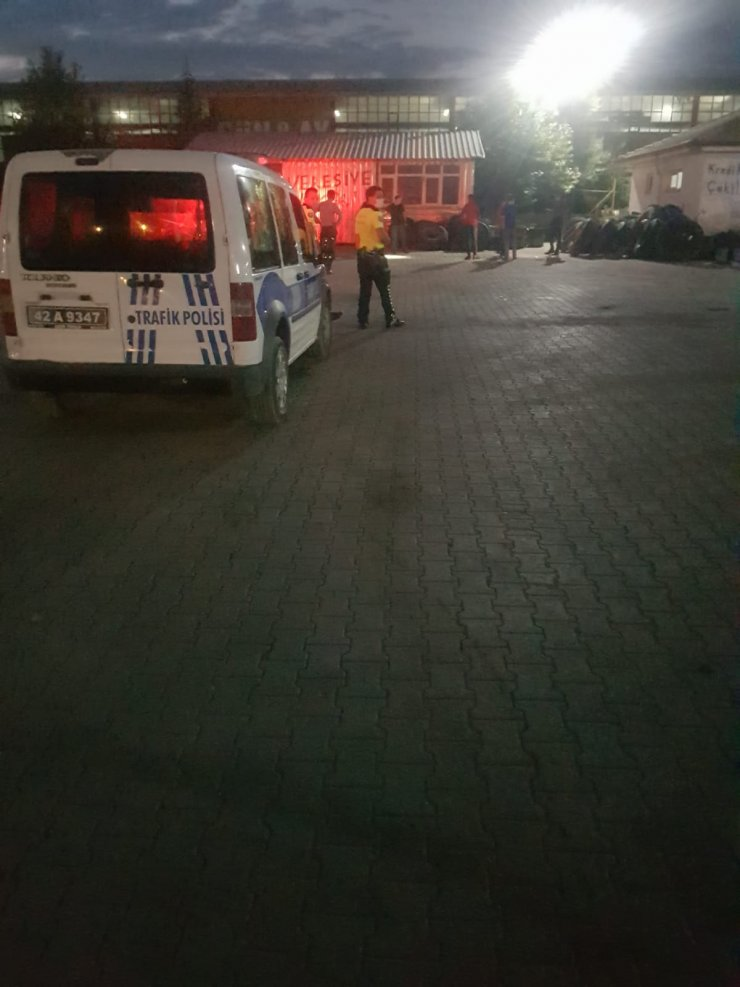 Konya'da kayınpeder düğünden önce kızıyla gezmesini istemediği damadını vurdu