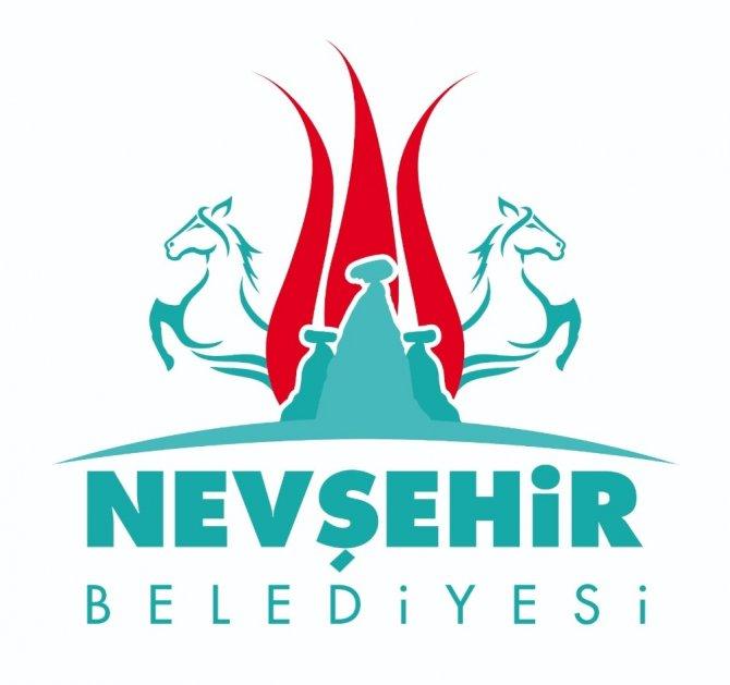 Nevşehir Belediyesinin logosu değişti