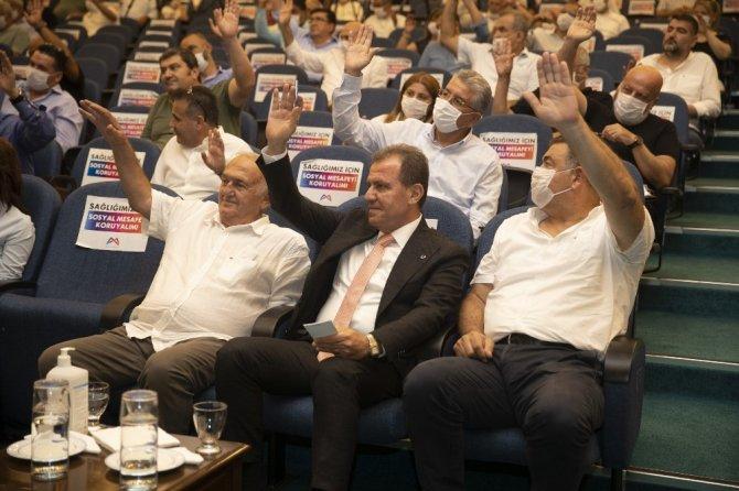 Su tarifelerinde indirim oy birliğiyle kabul edildi