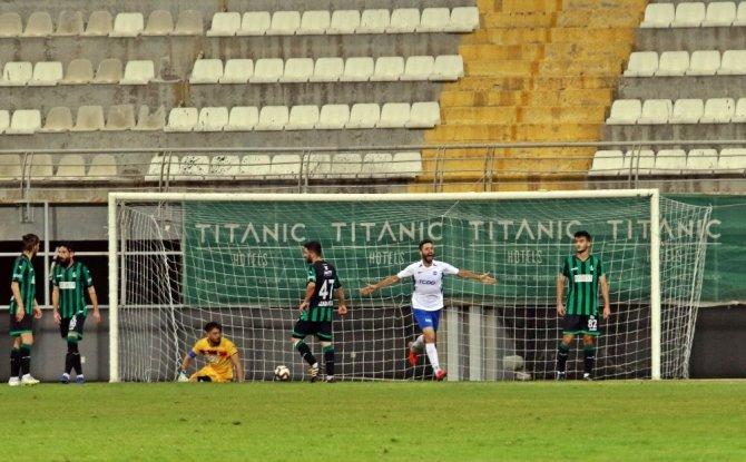 Ankara Demirspor, TFF 2. Lig Play-Off maçında yarı finale çıktı