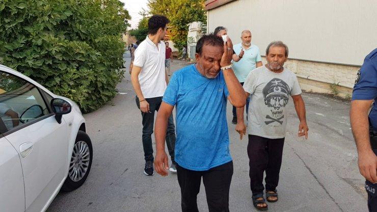 Antalya'da silahlı 'arsa' kavgası: 2 yaralı