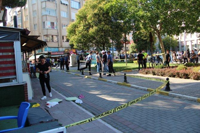 Balıkesir'de kafedeki silahlı saldırıda yaralanan 2 kişiden 1'i öldü