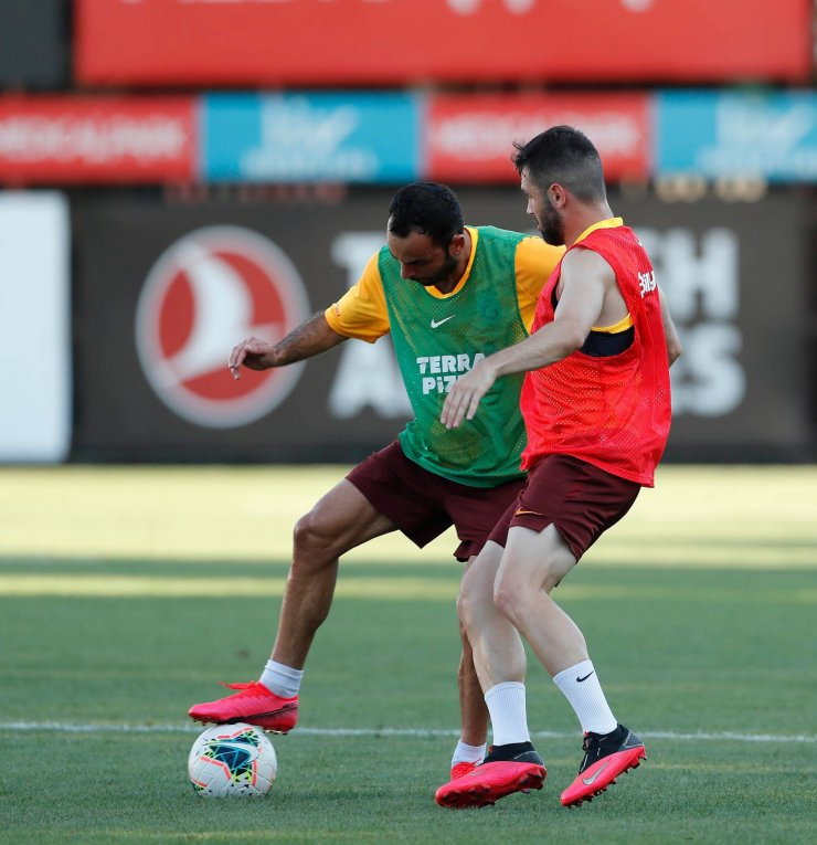 Galatasaray, FTA Antalyaspor maçı hazırlıklarına başladı