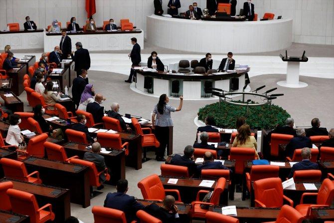 TBMM Genel Kurulunda AK Parti ile HDP milletvekilleri arasında tartışma: Bu konuda ağzınızı açmayın