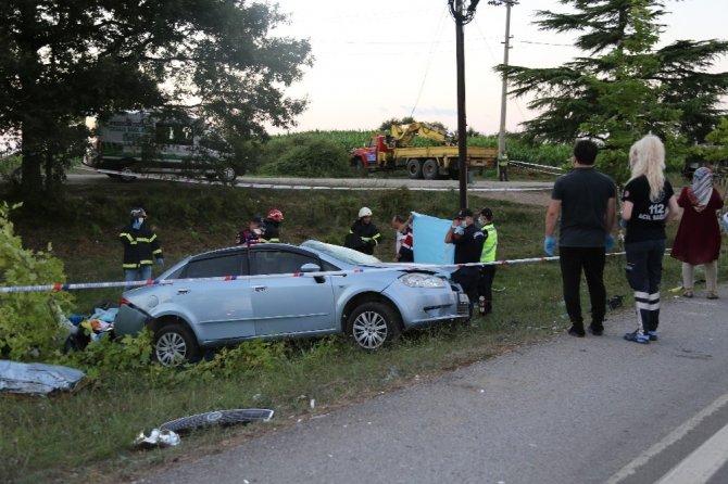Kazada aynı aileden 5 kişi hayatını kaybetti