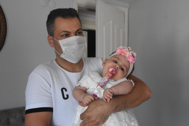 Minik Berru, gen terapisi almazsa en fazla 5 yaşına kadar yaşayabilecek