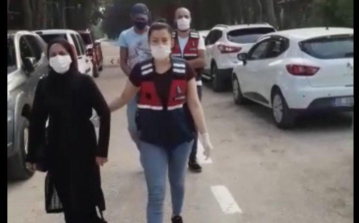 Osmaniye'de DEAŞ'ın 'savaşçı' teröristi yakalandı