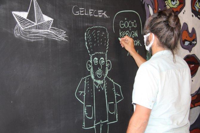 Yazar Asım Gültekin son yolculuğuna uğurlandı