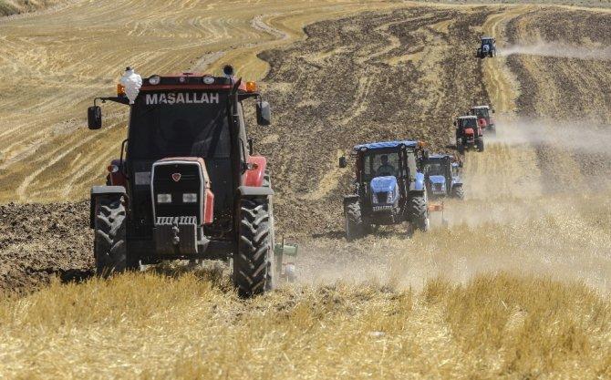 Başkent'te 'Yerli Tarımsal Üretim Alanı' açıldı