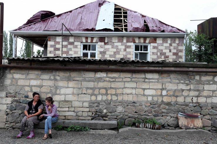 Ermenistan ordusunun saldırısına uğrayan Tovuz'daki siviller yaşadıklarını anlattı