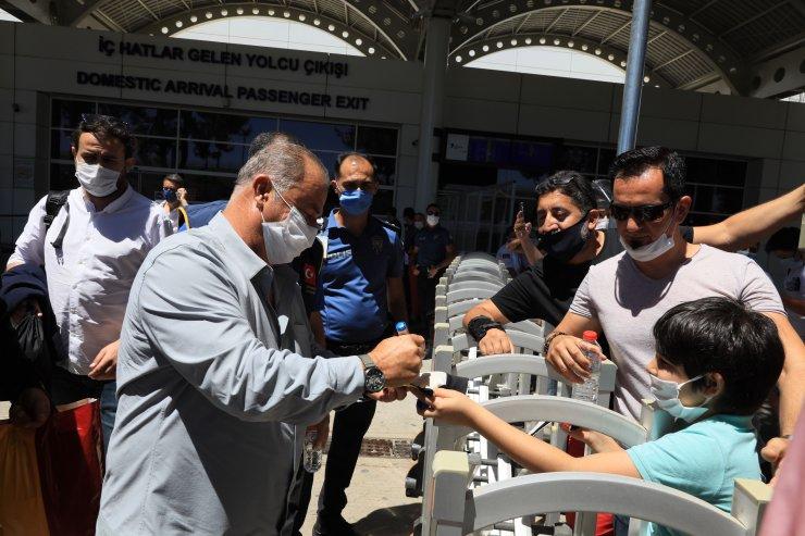 Galatasaray, Antalya'da