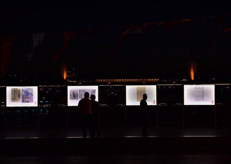 Ayasofya Camii'nin ruhu Galata Köprüsü'nden başlıyor