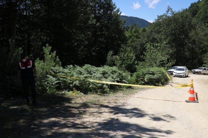 Bolu'da kontrolden çıkan ATV şarampole uçtu: 1 ölü, 1 yaralı
