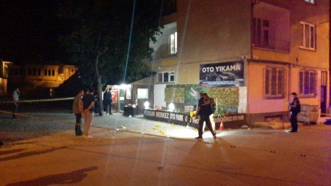 Otoparkta silahlı kavga: 1 ölü, 2 yaralı