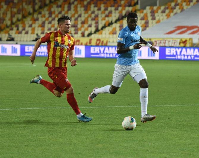 Malatya'da ilk yarıda gol yok!