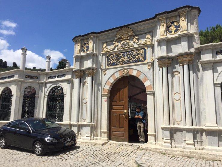 Emine Erdoğan: Ayasofya'mıza 86 yıl sonra cami sıfatıyla yeniden kavuşmuş olmanın sevincini yaşıyorum