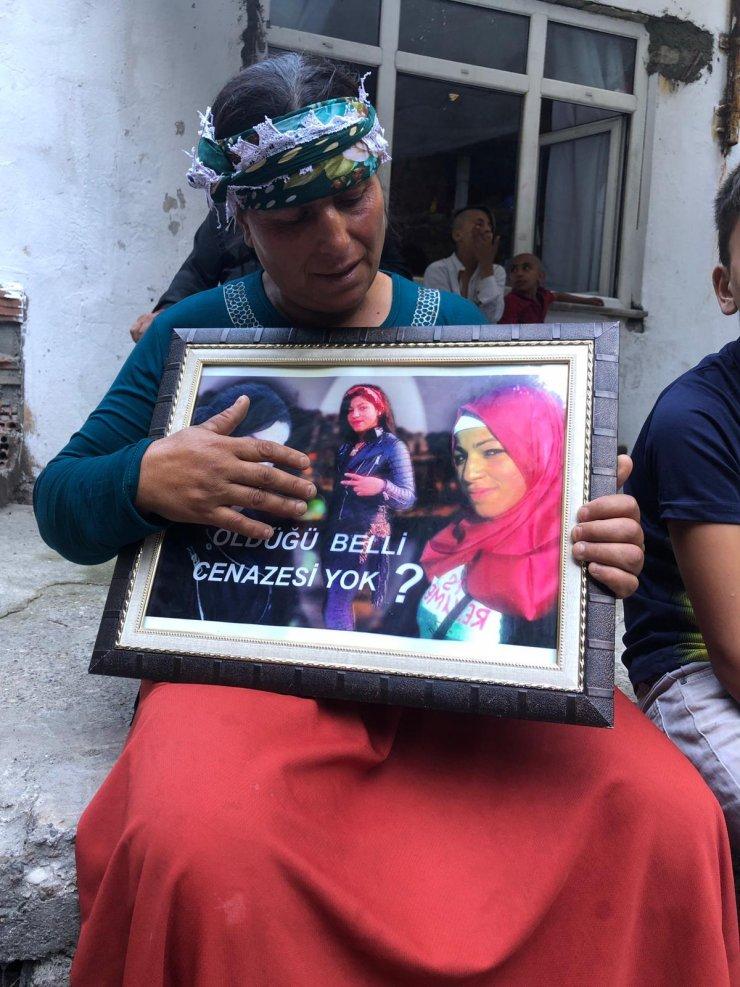 Erkek arkadaşınındenize attığı iddia edilen Nesrin'in cesedi bulunamadı
