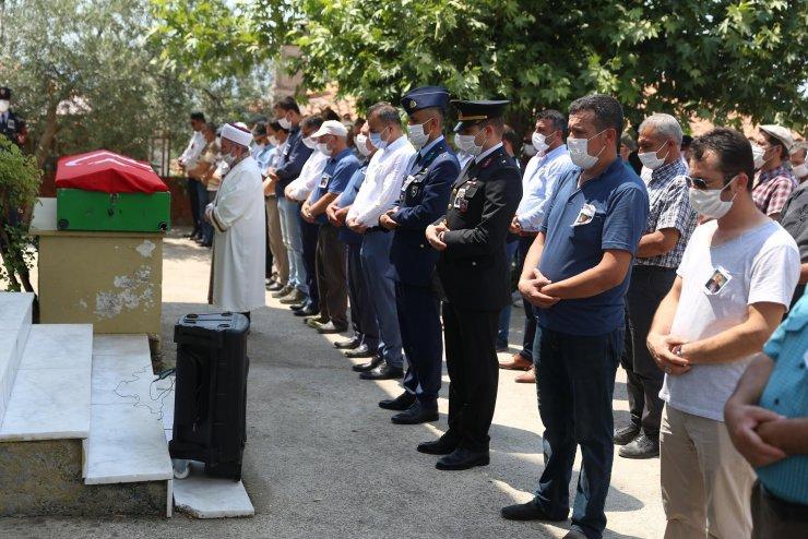 Kore Gazisi toprağa verildi