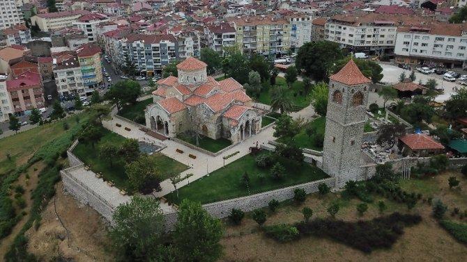 Restorasyon çalışmaları tamamlandı, Ayasofya-ı Sağir hem ziyarete hem ibadete açılacak