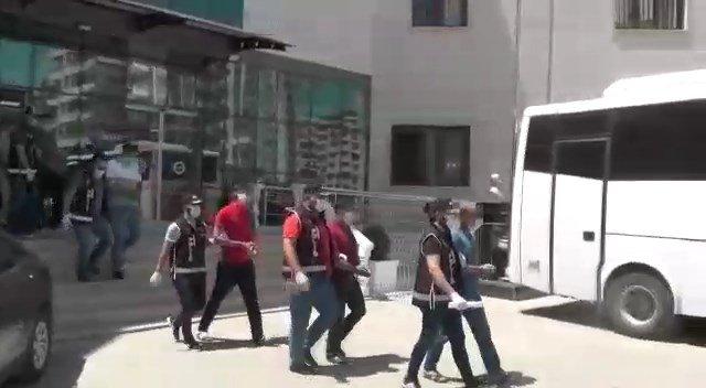 Yasa dışı bahis örgütüneoperasyon: 13 tutuklama