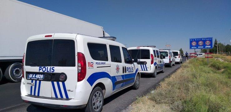 'Dur' ihtarına uymayan otomobildeki 4 kişi hırsızlık olayına karışmış