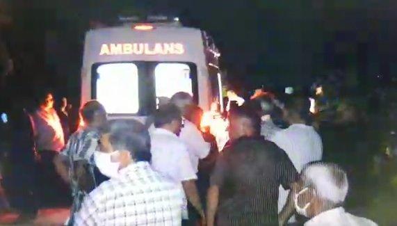 Elazığ'da otomobil uçurumdan yuvarlandı, 3 kardeş öldü