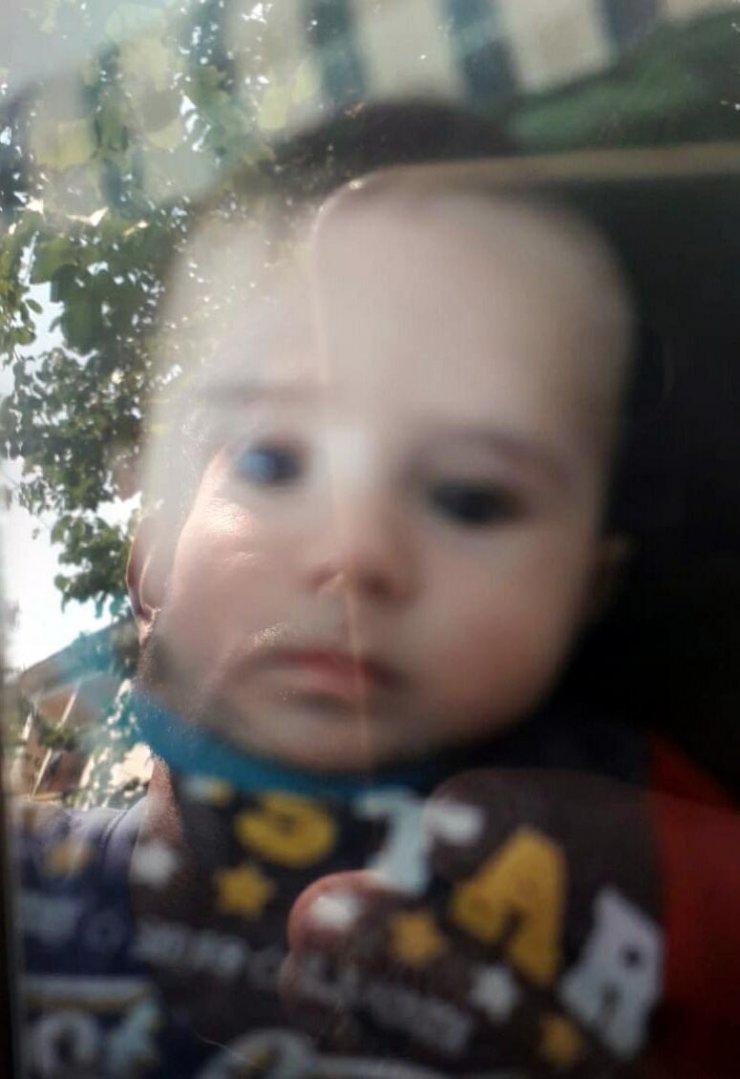 Evde çıkan yangında 5 aylık bebek öldü, 2 yaşındaki ablası da yaralandı