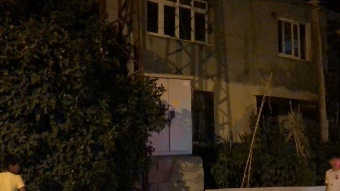 Mahalle sakinlerinin elektrik isyanı