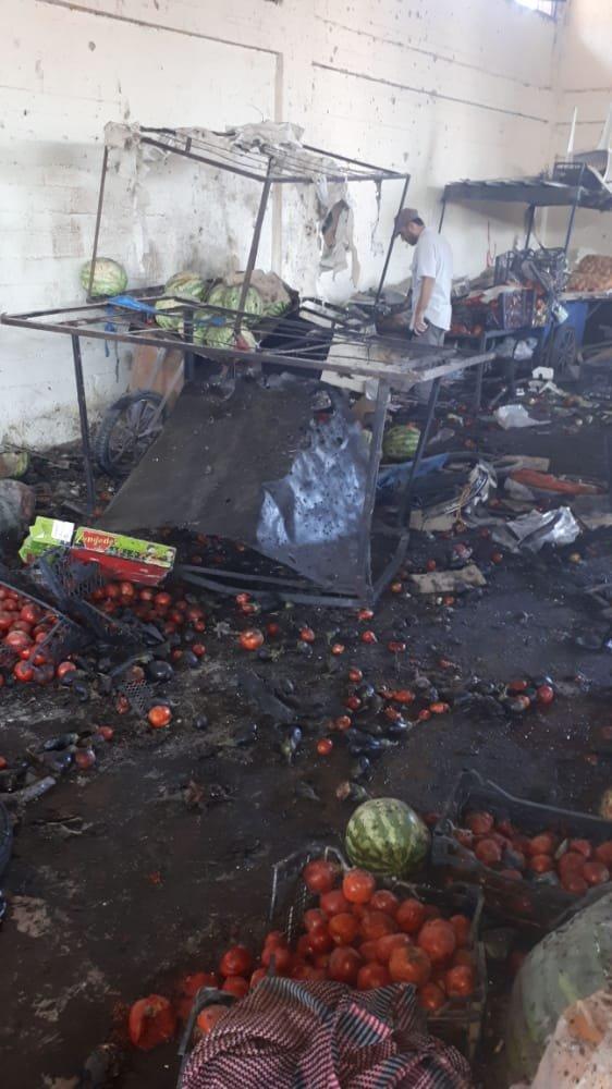 Resulayn'da pazar yerinde bombalı saldırı: 5 ölü, 12 yaralı