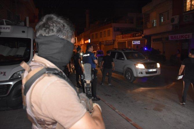 Adana'da terör uygulaması