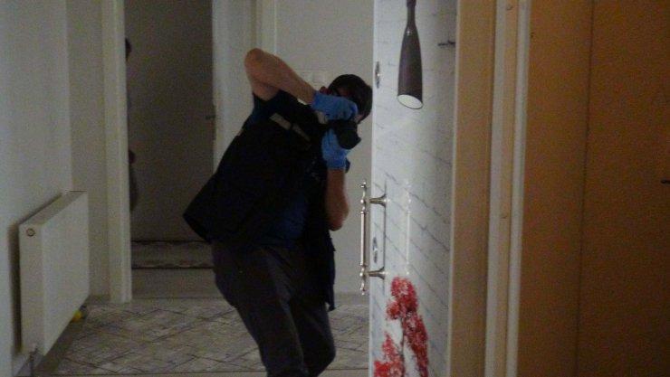 Adıyaman'da evden hırsızlık