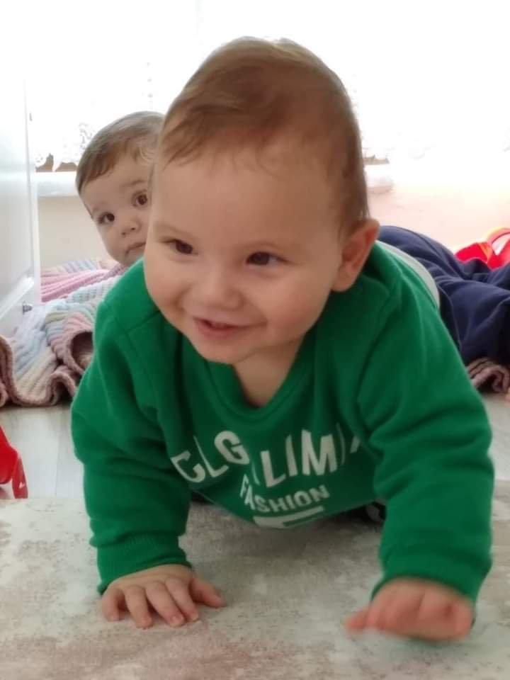 Balkondan düşen küçük Hamza, 17 günlük yaşam savaşını kaybetti