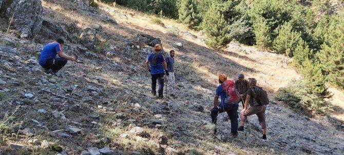 Mahsur kalan kampçı kardeşleri AFAD kurtardı