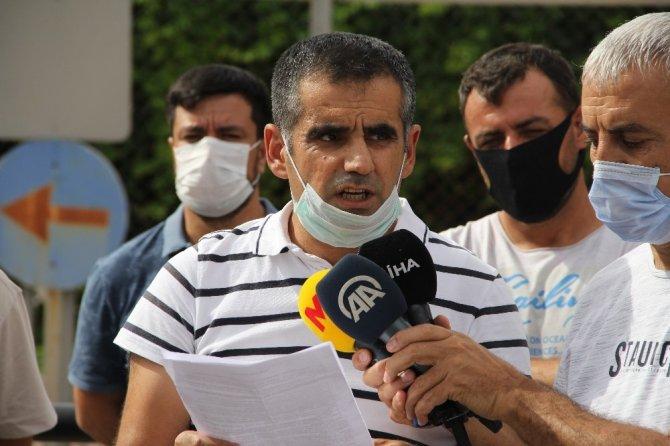 Petrol arama şirketinde 20 işçinin işten çıkarıldı iddiası